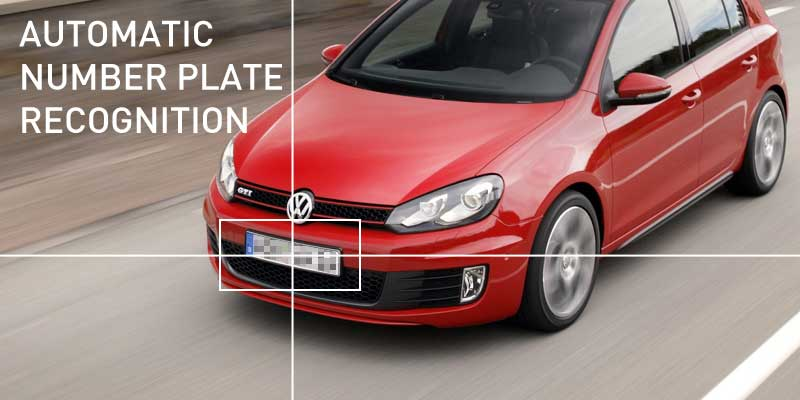 CDA Solutions ANPR - Automatic Number Plate Recognition
