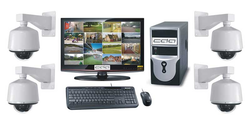 CDA Solutions CCTV Systems